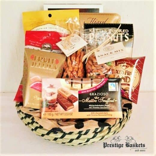 Sweet Gift Basket Idea