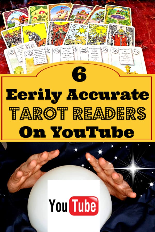The Top 6 Eerily Accurate YouTube Tarot and Astrology