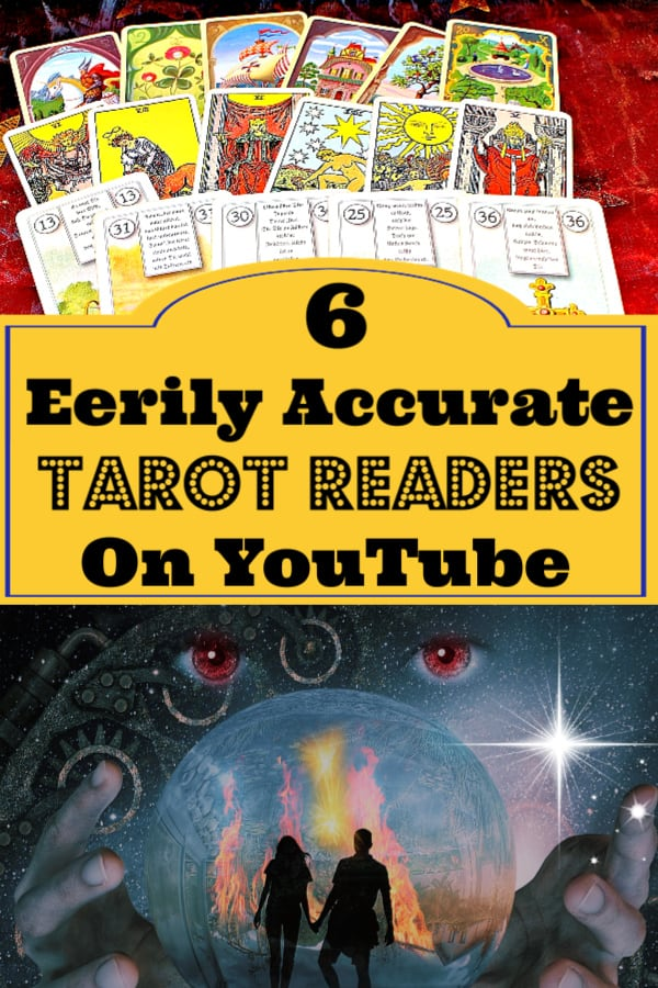 6 Eerily Accurate YouTube Tarot and Astrology readers