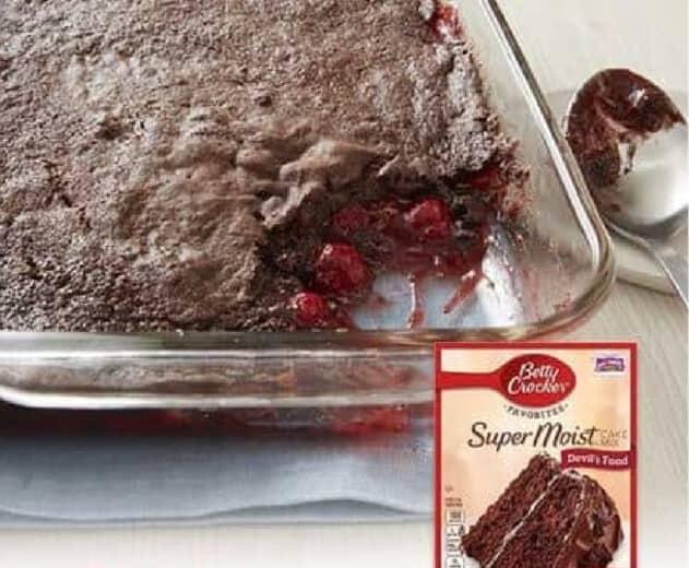 3 ingredient Thanksgiving dessert