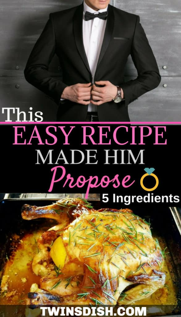 Engagement Chicken. The Best healthy roasted chicken recipe