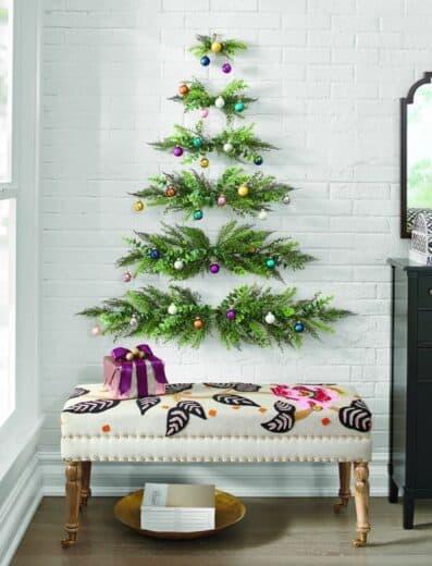 Wall Hanging Christmas tree