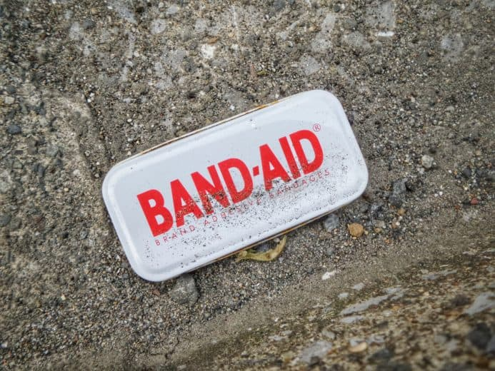 Bring Bandaids for Prom Shoes. A Checklist of what will ruin Prom.