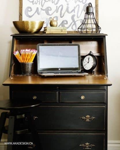 The best nightstand for your College dorm. Dorm room ideas. #College #Collegedorm #Dormroom #organization